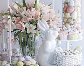 Easter set 3D model