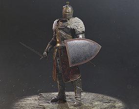 Knight Errant 3D model