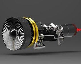 TurboRock Engine 3D