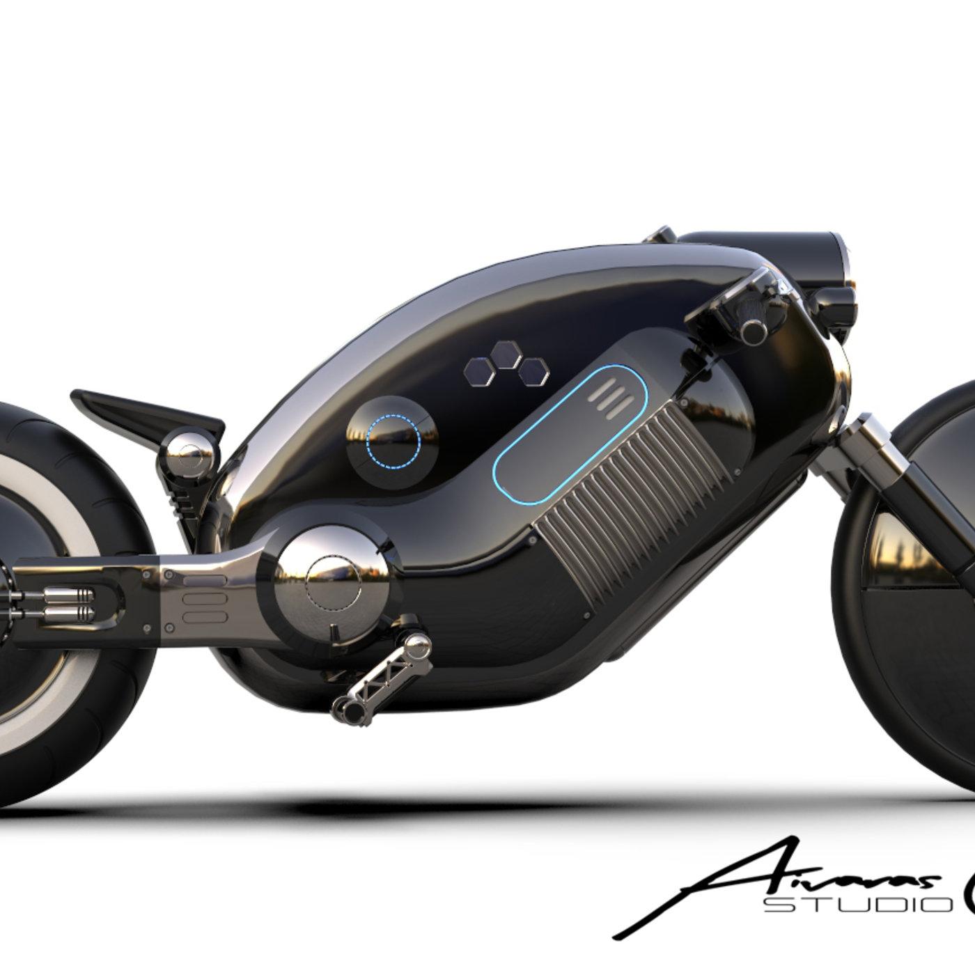 Electrical bike Thor