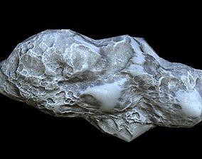 3D asset Asteroid PBR