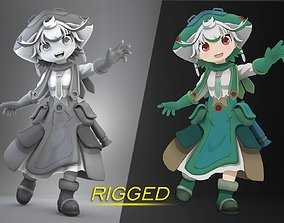 3D model Prushka Manga Made in Abyss