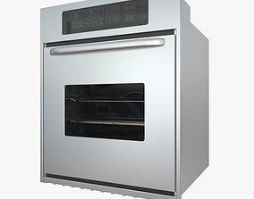 3D KitchenAid Oven KEBC147VSS