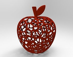 Voronoi Apple 3D printable model