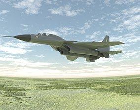 Sukhoi Su 30 MkI 3D printable model