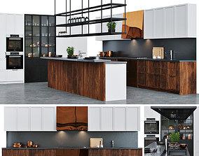 3D model Aster Kitchen Factory
