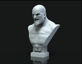 3D printable model Kratos - God of War sculptures