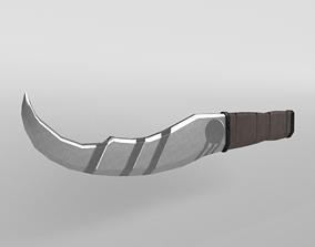 3D model Knife 001