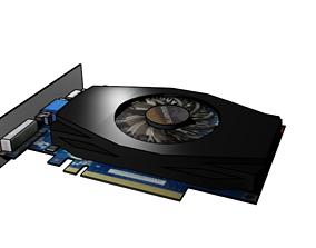 3D asset VR / AR ready NVIDIA GT 630
