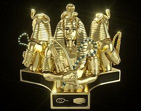Egyptian Ahstray 3D model