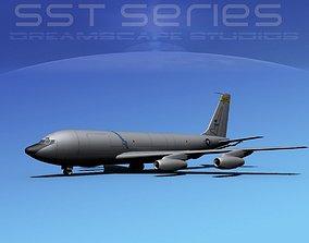 Boeing KC-135-E Stratotanker V05 3D
