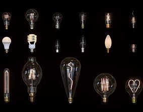 3D Light Bulb Pack