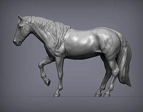 nature Horse 3D printable model