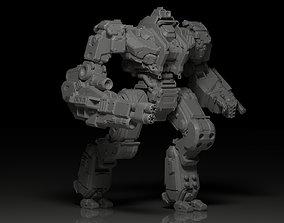 3D printable model Mecha