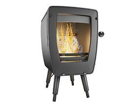 3D model Fireplace 11