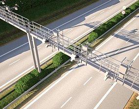 3D Tileable highway 01