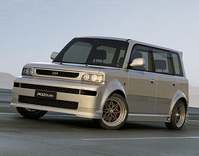 Scion xB - custom tuning 3D