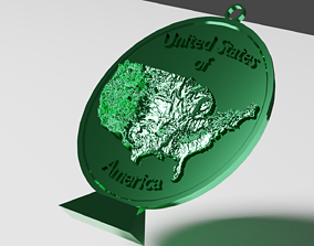 3D printable model Commission Relief Map For Any Place You