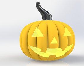 Calabaza halloween 3D print model