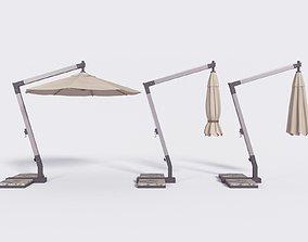 Outdoor Umbrella Parasol 1 3D asset