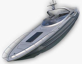 Luxury Yacht 3D