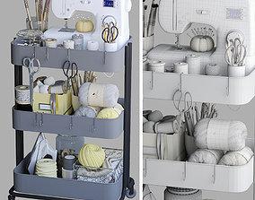 3D model DIY decorative set