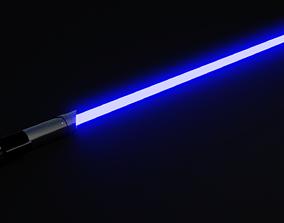 3D model Anakin Skywalker Lightsaber