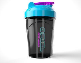 G FUEL shaker cup 3D model