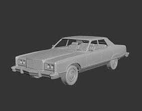 Ford LTD 1978 Landau 3D print model
