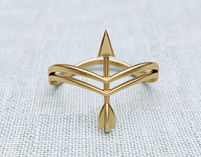 Arrow Ring R F 0085 3D print model