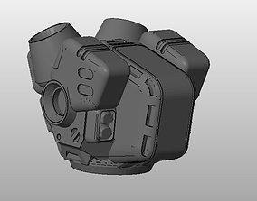 CHIBI-TECH SD - STRYKER CORE 3D printable model