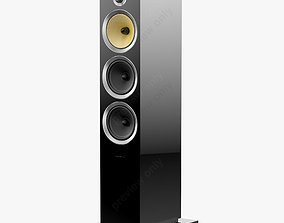 3D model Bowers and Wilkins CM9 S2 Gloss Black