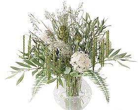 Summer bouquet 3D