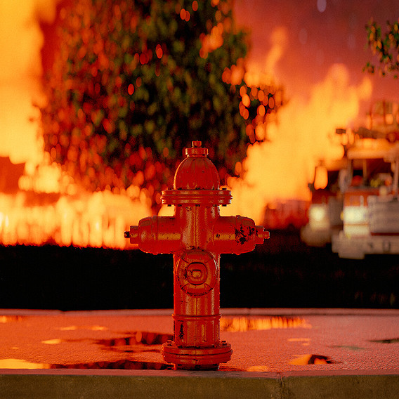 The fireplug