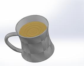 3D print model Tea mug