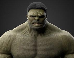 The Hulk 3D asset