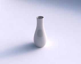 3D print model Vase curved smooth