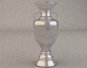 3D UEFA cup Trophy