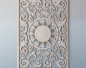 3D printable model Panel Decor