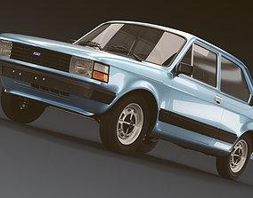 3D model Fiat 147