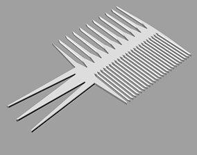 3D printable model Perfect Comb