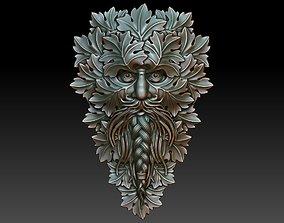 Greenman 3 3D print model