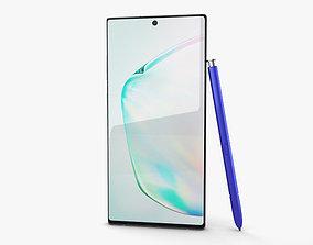Samsung Galaxy Note10 Aura Glow 3D