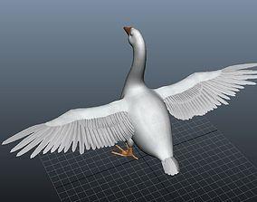 3D model Modal Goose