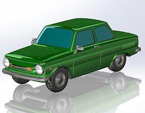 3D printable model ZAZ-968