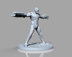 3D print model Iron Man MK50