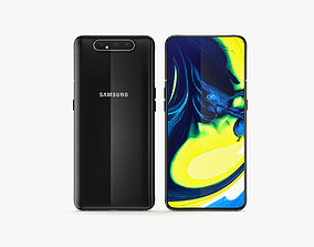 Samsung Galaxy A80 3D model
