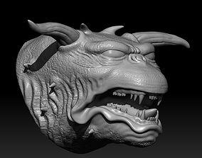 3D print model Zuul The Gatekeeper