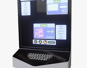 3D model Minimalistic Computer 03