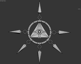 3D asset gama Props gameking Wisdom Millennium Wheel